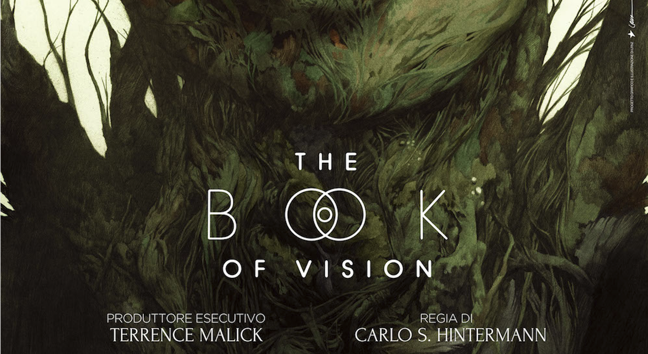Book of Vision - moonrocketfilms cinema